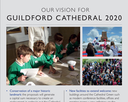 Download the Guildford Cathedral 2020 Brochure (PNG)